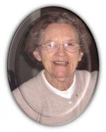 Sister Pauline Marie Dufour