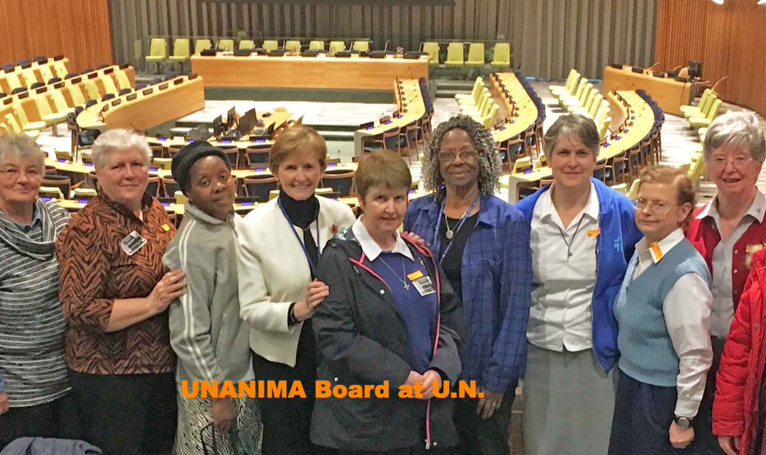 UNANIMA International Board Meets
