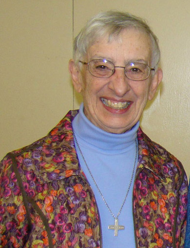 Sr. Joan Guertin receives honor
