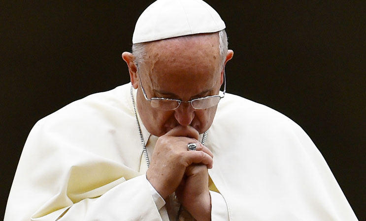 Pray for Peace with Pope Francis