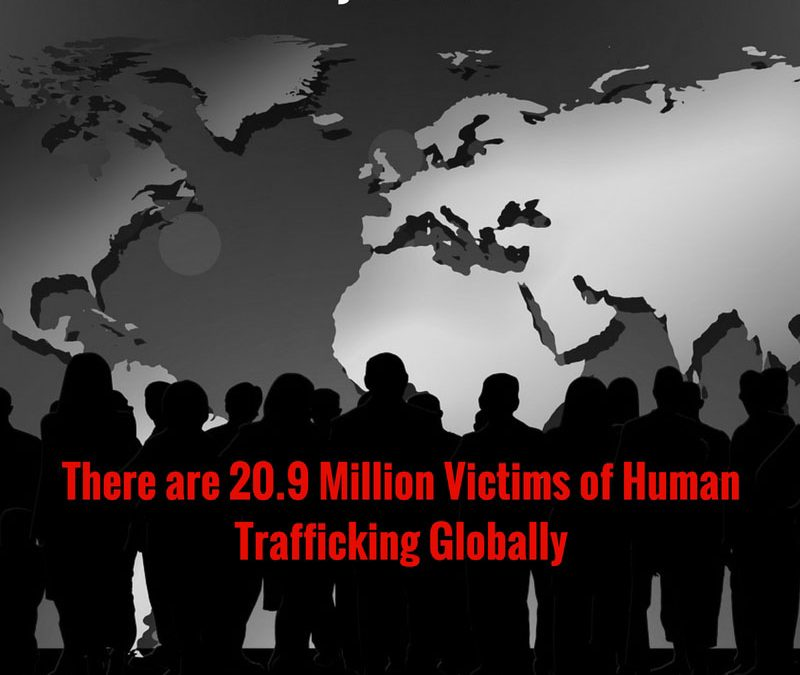 January 11 – National Human Trafficking Awareness Day