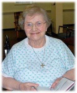 Sr. Bernadette Piche April 6, 1927~June 13, 2019
