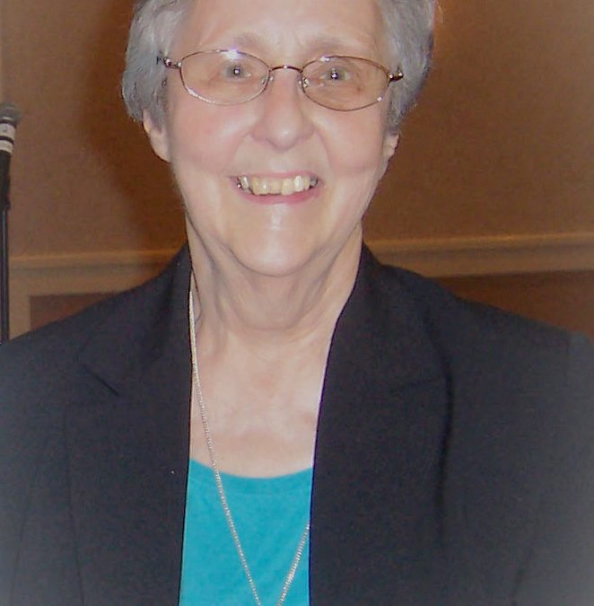 Sr. Helen Poirier SUSC April 5, 1932 ~ October 18, 2019