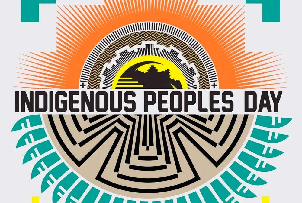 Oct. 10 Columbus Day Indigenous Peoples Day